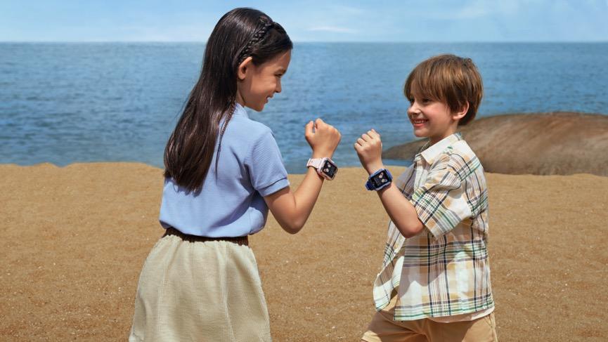 华为儿童手表4 Pro发布:9重AI定位 售价998